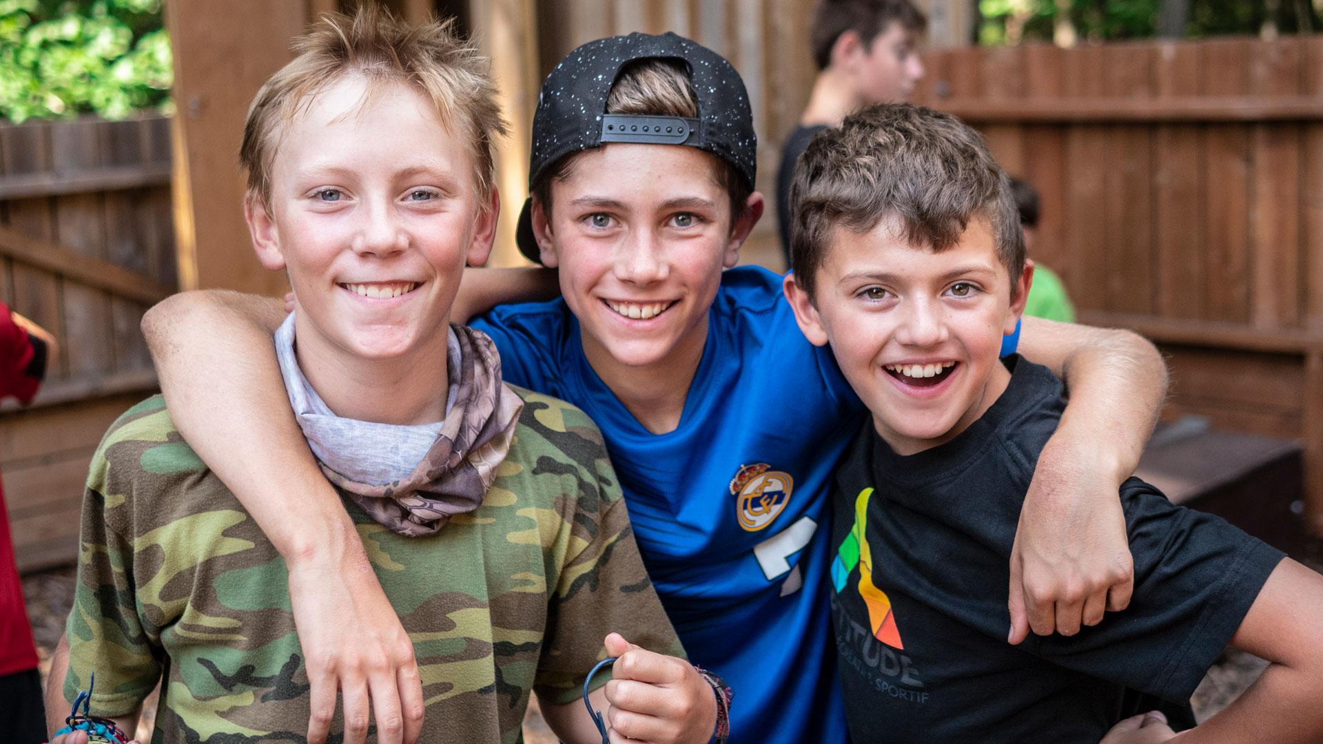 Les Camps Légendaires | Camp de jour